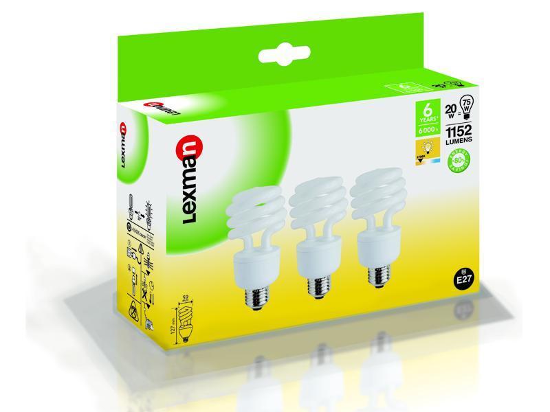 ampoule led lexman excellent ampoule led filament e. Black Bedroom Furniture Sets. Home Design Ideas
